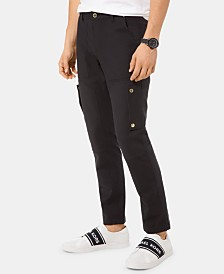 Michael Kors Men's Modern Stretch Cargo Pants