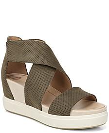 Women's Sheena Platform Wedge Sandals