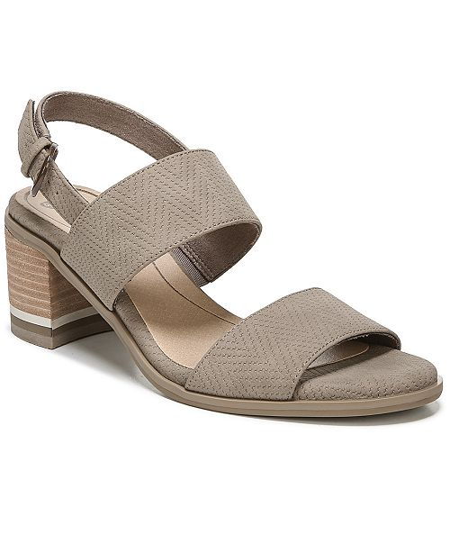 8d02a5fb9539 Dr. Scholl s Women s Sure Thing Dress Sandals   Reviews - Sandals ...