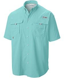 Men's Big and Tall Bahama II Short Sleeve Shirt