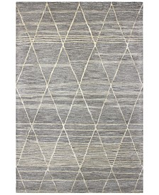 """Downtown HG323 5'6"""" x 8'6"""" Area Rug"""