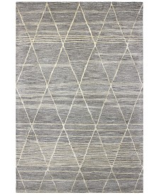 "Downtown HG323 5'6"" x 8'6"" Area Rug"