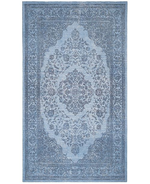 Safavieh Classic Vintage Blue Area Rug Collection