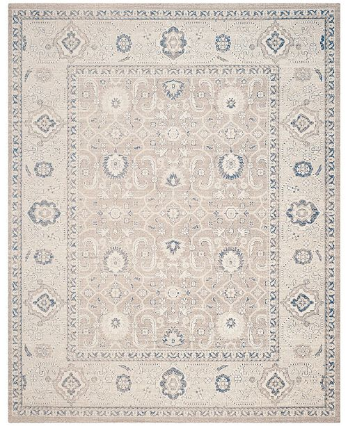 Safavieh Patina Taupe and Ivory 11' x 15' Area Rug