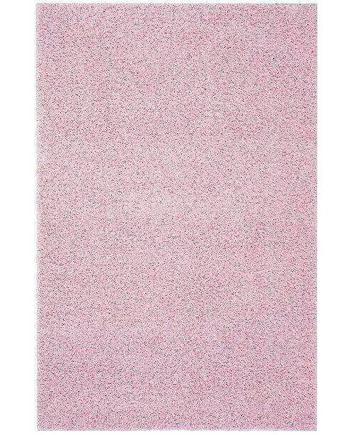 Safavieh Athens Pink 6' x 9' Area Rug