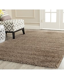 Safavieh Shag Dark Beige 11' x 16' Rectangle Area Rug