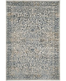 Safavieh Princeton Cream and Slate 8' x 10' Area Rug