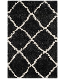 "Safavieh Belize Charcoal and Ivory 2'3"" x 5' Area Rug"