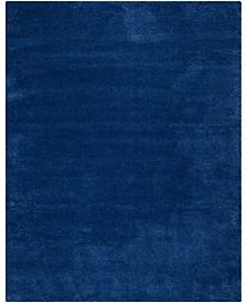 Safavieh Shag Navy 11' x 16' Rectangle Area Rug