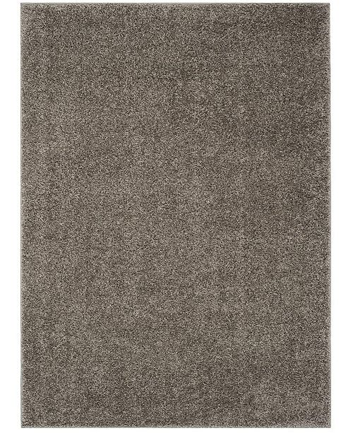 Safavieh New York Shag Gray 3' X 5' Area Rug