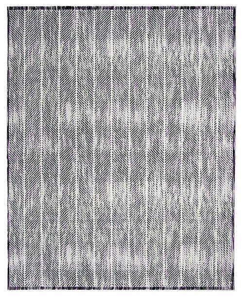 Safavieh Skyler Gray and Purple 8' x 10' Area Rug