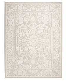 Reflection Creme and Ivory 9' x 12' Area Rug