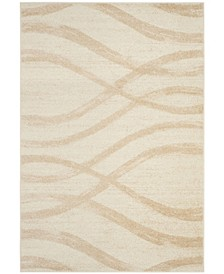 Adirondack 125 Cream and Champagne Area Rug Collection