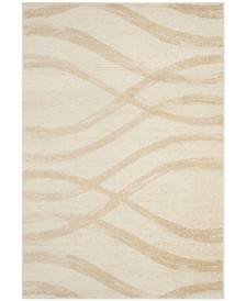 Safavieh Adirondack Cream and Champagne 10' x 14' Area Rug