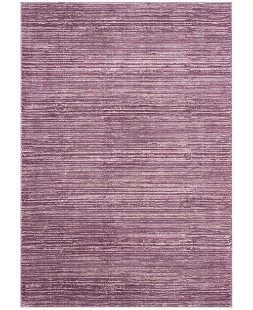 Safavieh Vision Grape 4' x 6' Area Rug