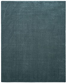 Velvet Light Blue 8' x 10' Area Rug