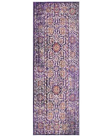 Safavieh Sutton Lavender and Ivory 3' x 10' Area Rug