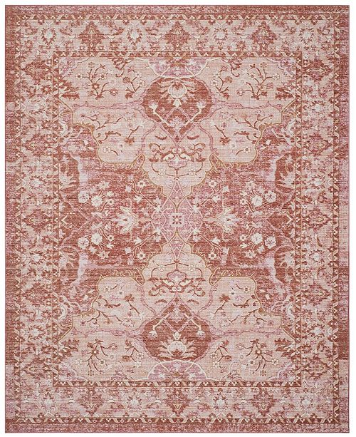 Safavieh Windsor Rose and Red 8' x 10' Area Rug