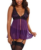 ffd561ccf3f61 babydoll lingerie - Shop for and Buy babydoll lingerie Online - Macy s