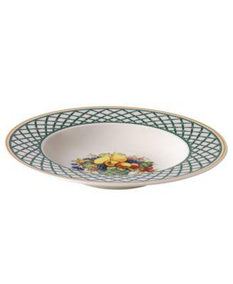 Basket Garden Rim Soup