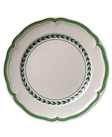 Villeroy & Boch French Garden Green Lines Salad Plate