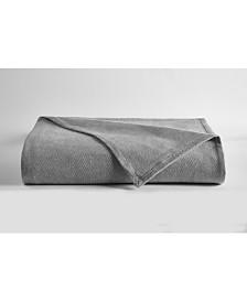 Herringbone Blanket, Queen