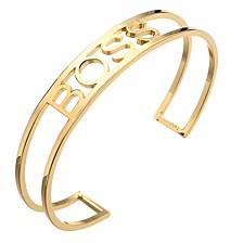 """""""BOSS"""" cuff bracelet"""