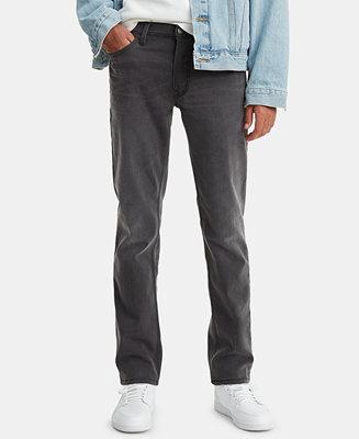 ba687521877 Levi s 511™ Slim Fit Advanced Stretch Jeans   Reviews - Jeans - Men - Macy s