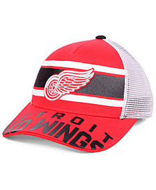 Outerstuff Boys' Detroit Red Wings Redline Snapback  Cap