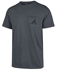 Men's Atlanta Braves Hudson Pocket T-Shirt