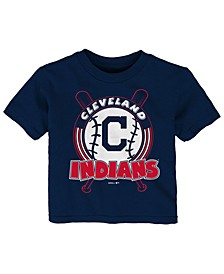 Cleveland Indians Fun Park T-Shirt, Toddler Boys (2T-4T)