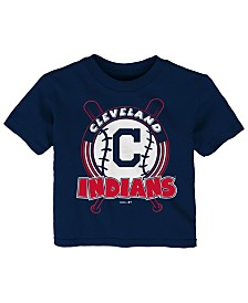 Outerstuff Cleveland Indians Fun Park T-Shirt, Toddler Boys (2T-4T)