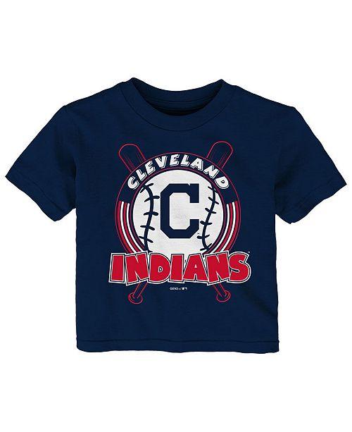 Outerstuff Cleveland Indians Fun Park T-Shirt, Toddler Boys (2T-4T)