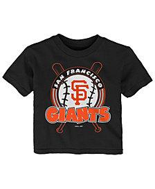 Outerstuff San Francisco Giants Fun Park T-Shirt, Toddler Boys (2T-4T)