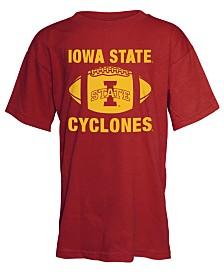 J America Iowa State Cyclones Football T-Shirt, Big Boys (8-20)