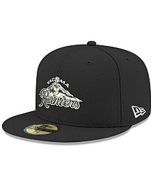 New Era Tacoma Rainiers Customs 59FIFTY-FITTED Cap