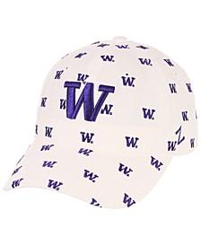 Woman's Washington Huskies AO Easy Strapback Cap