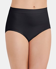 Vanity Fair Seamless Smoothing Comfort Brief Underwear 13264, also available in extended sizes