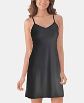 afe1fe2cf031 Vanity Fair Lace V-Neck Full Daywear Slip 10141