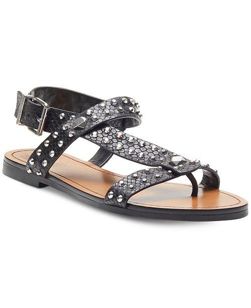 77b2ce675110 Vince Camuto Ravensa Flat Sandals  Vince Camuto Ravensa Flat Sandals ...