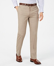 Men's Classic-Fit Performance Stretch Solid Dress Pants