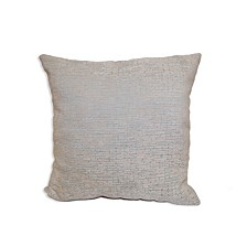 Distressed Chenille Decorative Throw Pillow