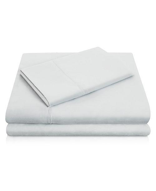 Malouf Woven Microfiber King Pillowcase Set
