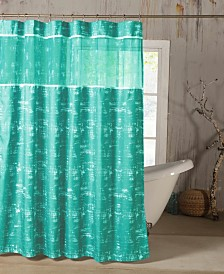 Ella 72x72 Shower Curtain