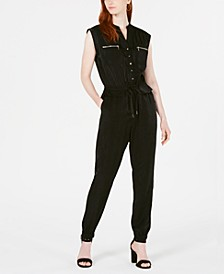Utility Jumpsuit, Created for Macy's