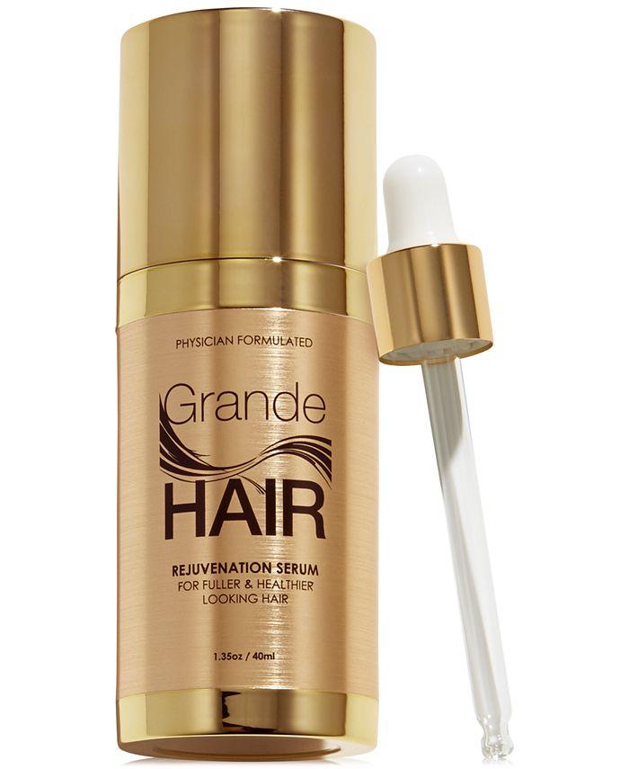 Grande Cosmetics - GrandeHair Rejuvenation Serum, 40 ml
