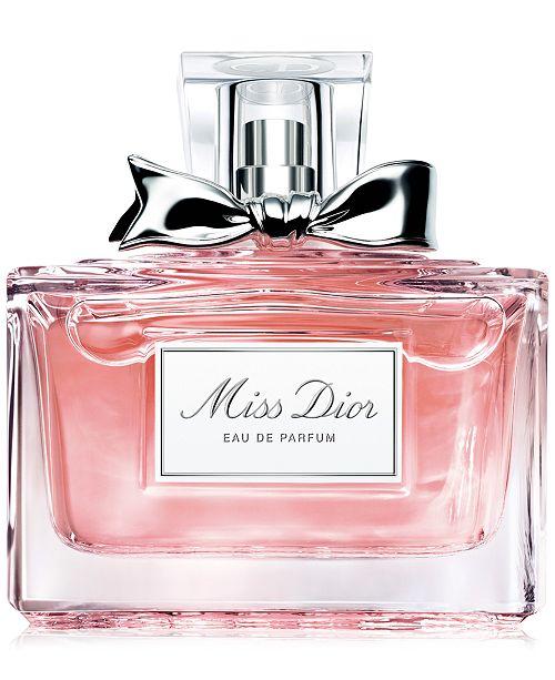 d473e1974d Dior Miss Dior Eau de Parfum Spray, 3.4 oz. & Reviews - All Perfume ...