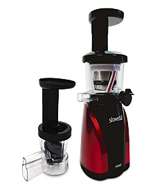Tribest Slowstar Vertical Slow Juicer and Mincer