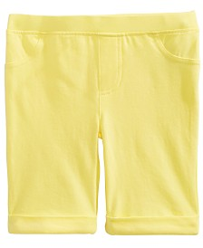 Epic Threads Little Girls Bermuda Shorts, Created for Macy's