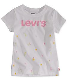 Levi's® Baby Girls Ice Cream Logo Graphic T-Shirt